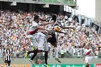 BELO HORIZONTE, MG, 08.12.2013 &ndash; CAMPEONATO BRASILEIRO 2013 &ndash; ATL&Eacute;TICO-MG X VIT&Oacute;RIA  Jo  do Atletico MG partida contra o Vitoria  durante <br /> jogo valido 38 &ordf; rodada Campeonato Brasileiro 2013, no est&aacute;dio Arena Independencia, na tarde deste Domingo (08) <br /> (Foto: Marcos Fialho / Brazil Photo Press)
