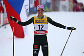 7th January 2018, Val di Fiemme, Fiemme Valley, Italy; FIS Cross Country World Cup, Tour de ski; Ladies 9km F Pursuit; Stefanie Boehler (GER)
