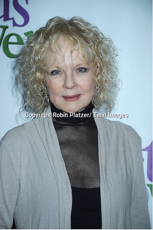 "Penny Fuller attending the Opening night party for .""Cactus Flower"" on March 10, 2011 at B Smith's Restaurant. The show stars Lois Robbins, Maxwell Caulfield and Jenni Barber."