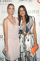 May 21, 2012 Ivanka Trump and Patricia Velasquez at the 10th Anniversary gala of the Wayuu Taya Foundation at the Dream Downtown Hotel in New York City. Credit: RW/MediaPunch Inc.