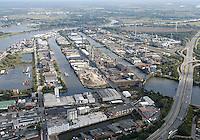noch ohne Nummer/Affi:DEUTSCHLAND, HAMBURG, VEDDEL, 04.08.2004: Norddeutsche Affinerie, Kupferhuette, Veddel, Industrie, Elbe