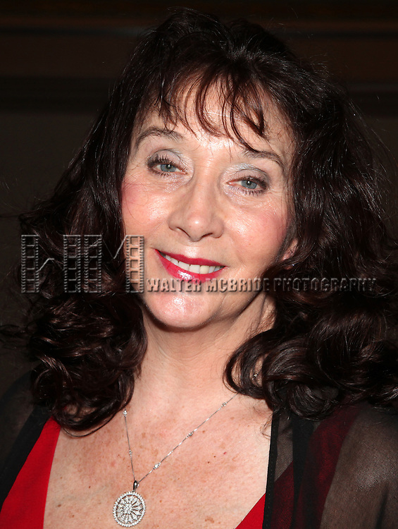 Sandra Shipley.attending the reception for the final performance of the New York City Center ENCORES! Production of 'Gentlemen Prefers Blondes' at City Center in New York City on 5/13/2012.