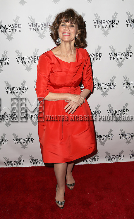Margo Lion attends 2015 Vineyard Theatre Gala honoring Margo Lion at Edison Ballroom on March 30, 2015 in New York City.