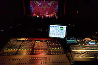 The Booth at The Gracia Project in performance at The Ridgefield Playhouse on June 27, 2015. Recreating a Jerry Garcia Band Concert from 1977 for Set One and 1990 for Set Two.