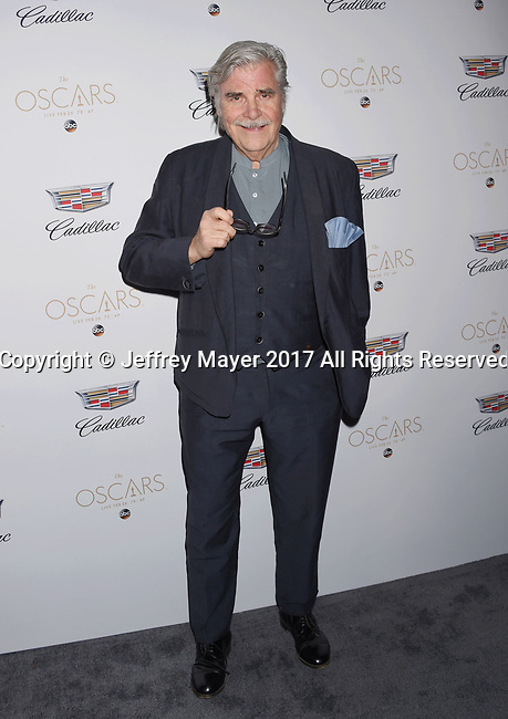LOS ANGELES, CA - FEBRUARY 23: Actor Peter Simonischek attends Cadillac's 89th annual Academy Awards celebration at Chateau Marmont on February 23, 2017 in Los Angeles, California.