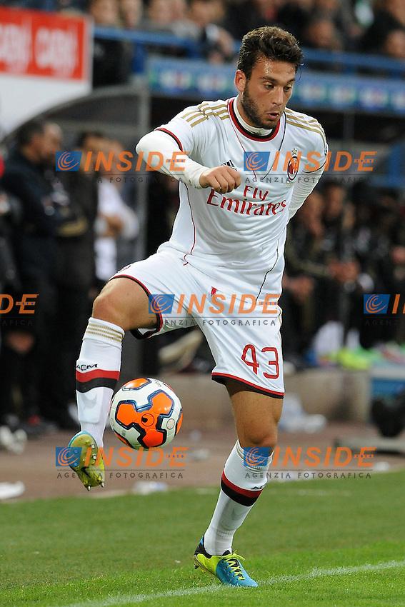 Ivan Rondanini (Milan AC) <br /> Caen 13/10/2013 <br /> Football Calcio 2013/2014 <br /> Amichevole Friendly Match <br /> Caen - Milan 3-0 <br /> Foto Panoramic / Insidefoto