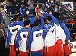 NCAA Basketball - Houston Baptist vs. UTA