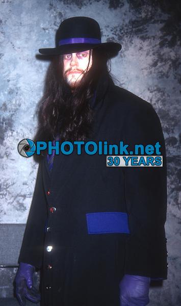 The Undertaker 1995<br /> Photo By John Barrett/PHOTOlink.net