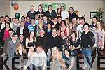 6199-6202.---------.Party Bash.----------.Michael Harrington(seated 3rd from Rt)from BawnBoy Tralee celebrated his 21st birthday last Saturday night in the Kerin's O'Rahilly's GAA clubhouse Strand Rd Tralee with many friends and family.