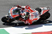SCARPERIA,FLORENCE, ITALY - JUNE 03:,2017 Jorge Lorenzo of Spain and Ducati Team in action during Qualifying MotoGP Gran Premio d'Italia- at Mugello Circuit. on june 03, 2017 in Scarperia Italy.<br /> Photo Marco Iorio/Insidefoto