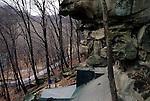 Peopling the Americas, Meadowcroft Rockshelter, Pennsylvania, James Adovasio.