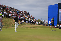 Danny Willett (ENG) during the final round of the Dubai Duty Free Irish Open, Ballyliffin Golf Club, Ballyliffin, Co Donegal, Ireland. 08/07/2018<br /> Picture: Golffile | Thos Caffrey<br /> <br /> <br /> All photo usage must carry mandatory copyright credit (&copy; Golffile | Thos Caffrey)