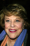 KAYE BALLARD.The Second Annual All-Star Benefit Concert.of the Hit Broadway Musical FUNNY GIRL. .The evening benefited The Actors' Fund Of America..New Amsterdam Theatre, New York City.September 23, 2002.Credit All Uses.© Walter McBride / , USA