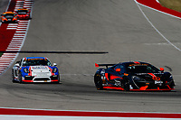 IMSA Continental Tire SportsCar Challenge<br /> Advance Auto Parts SportsCar Showdown<br /> Circuit of The Americas, Austin, TX USA<br /> Friday 5 May 2017<br /> 77, McLaren, McLaren GT4, GS, Nico Rondet, Mathew Keegan<br /> World Copyright: Jake Galstad<br /> LAT Images