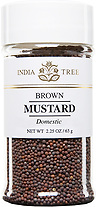 30609 Brown Mustard Seed, Small Jar 2.25 oz