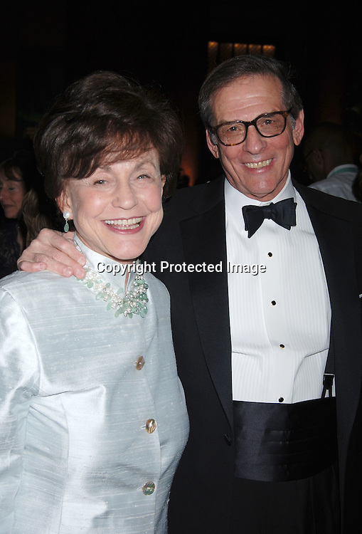 Robert Caro and wife ..at The Pen American Center's 2006 Literary Gala on ..April 18, 2006 at The American Museum of Natural History. ..Robin Platzer, Twin Images
