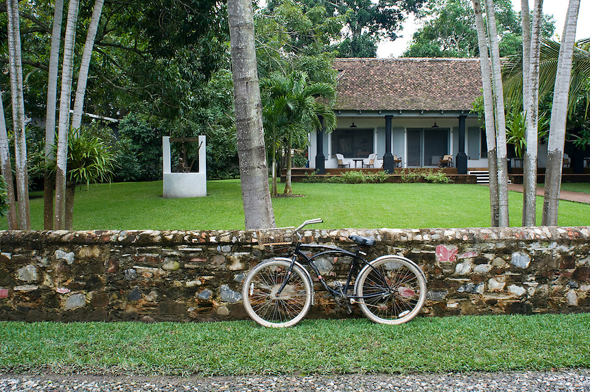 Maison Couturier, a boutique hotel belonging to the Habita Group. San Rafael, Veracruz