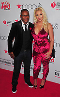 NEW YORK, NY - February 8: Tommy Davidson and Amanda Moore at the Red Dress / Go Red For Women Fashion Show at Hammerstein Ballroom on February 8, 2018 in New York City Credit: John Palmer / MediaPunch