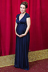 © Licensed to London News Pictures . 16/05/2015 .  The Palace Hotel , Manchester , UK . Elizabeth Dermot Walsh . The red carpet at the 2015 British Soap Awards , The Palace Hotel , Oxford Road , Manchester . Photo credit : Joel Goodman/LNP