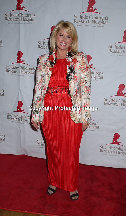 """Rita Cosby..arriving at The St Jude Children's Research Hospital's Design Cares """" An Evening of Enchantment"""" Fashion Show on February 7, 2007 at The Puck Building in New York...Robin Platzer, Twin Images"""