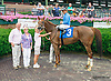 Professor Palmer winning at Delaware Park on 7/4/15
