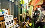 UTRECHT - Duchell.  , A tribe called Golf, de kracht van de connectie. Nationaal Golf Congres van de NVG 2014 , Nederlandse Vereniging Golfbranche. COPYRIGHT KOEN SUYK