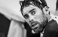 Laurens ten Dam's (NED/Sunweb) post-race face<br /> <br /> Stage 15: Valdengo &rsaquo; Bergamo (199km)<br /> 100th Giro d'Italia 2017