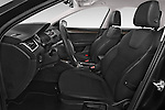 Front seat view of a 2015 Skoda Octavia Scout 5 Door Wagon Front Seat car photos