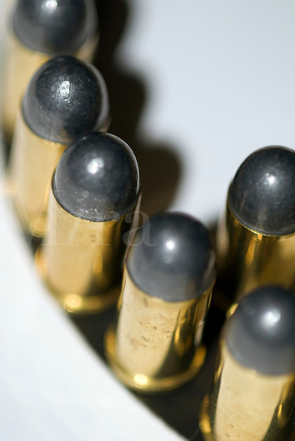 .45  bullet rounds.