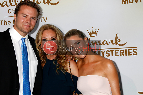 Cody Gifford, Kathie Lee Gifford, Cassidy GIfford<br /> at the Hallmark TCA Summer 2017 Party, Private Residence, Beverly Hills, CA 07-27-17<br /> David Edwards/DailyCeleb.com 818-249-4998