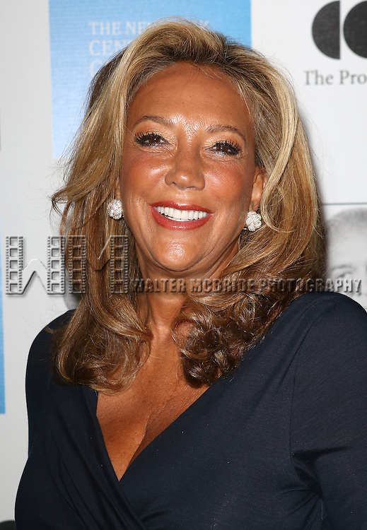Denise Rich attending the Marty Richards Memorial - An Evening of Friends, Food & Entertainment at the Edison Ballroom in New York City on 4/8/2013