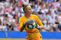 Karen Bardsley (England)<br /> Nice 09-06-2019 <br /> Football Womens World Cup <br /> England - Scotland <br /> Inghilterra - Scozia <br /> Photo Norbert Scanella / Panoramic/Insidefoto <br /> ITALY ONLY