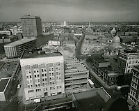 1961 February 24..Redevelopment.Downtown North (R-8)..Downtown Progress..North View from VNB Building..HAYCOX PHOTORAMIC INC..NEG# C-61-5-54.NRHA#..