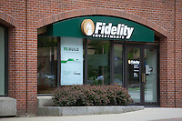 A Fidelity Investment branch is pictured in Portland, Maine, Sunday June 16, 2013. FMR LLC (Fidelity Management and Research) or Fidelity Investments is an American multinational financial services corporation.