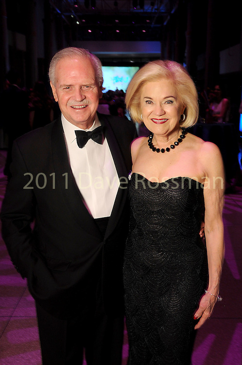 Jo and Jim Furr at the Big Bang Ball at the Houston Museum of Natural Science Saturday March  04,2017. (Dave Rossman Photo)