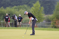 Richard McEvoy (ENG) putts on the 12th green during Saturday's Round 3 of the Porsche European Open 2018 held at Green Eagle Golf Courses, Hamburg Germany. 28th July 2018.<br /> Picture: Eoin Clarke | Golffile<br /> <br /> <br /> All photos usage must carry mandatory copyright credit (&copy; Golffile | Eoin Clarke)