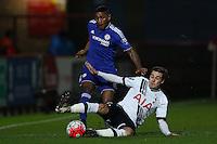 Tottenham Hotspur Under-21 vs Chelsea Under-21 11-01-16