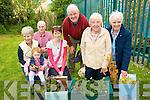 Kerry Parents & Friends Garden Fete: attending the Kerry Parents & Friends garden Fete held in Listowel on Sunday were Cathleen doyle, Kate Nolan, Marie Doyle, Margaret Sweeney & Bridget Hegarty. Back : Noel Doyle & Mickey Sweeney.