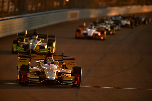 1-2 April, 2016, Avondale, Arizona USA<br /> 28 Ryan Hunter-Reay<br /> ©2016, Scott R LePage <br /> LAT Photo USA