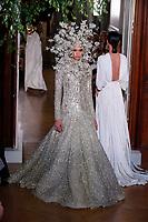 Valentino<br /> Paris Fashion week Haute Couture 2019<br /> Paris, France in July 2019.<br /> CAP/GOL<br /> ©GOL/Capital Pictures