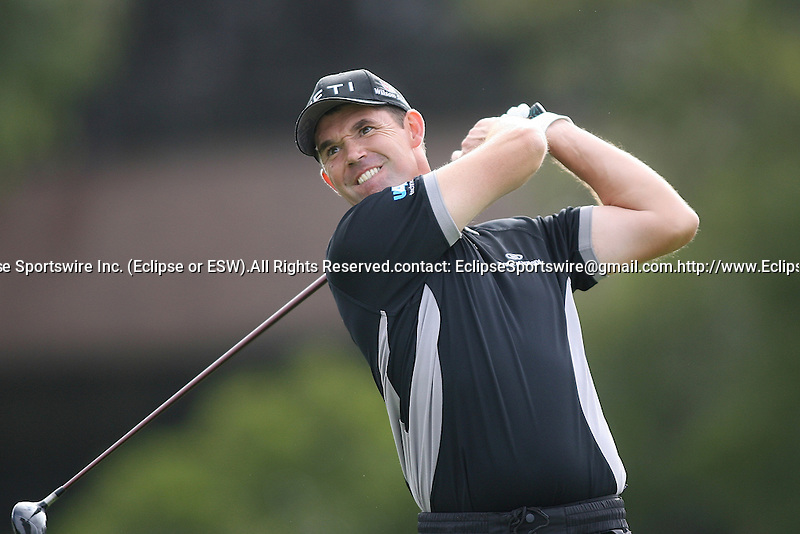 February 06,2009 La Jolla, CA :Padraig Harrington  during the 2nd round of the Buick Invitational held at Torrey Pines Golf Course.