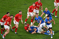 Jayden Hayward Italy <br /> Roma 9-02-2019 Stadio Olimpico<br /> Rugby Six Nations tournament 2019  <br /> Italy - Wales <br /> Foto Andrea Staccioli / Resini / Insidefoto