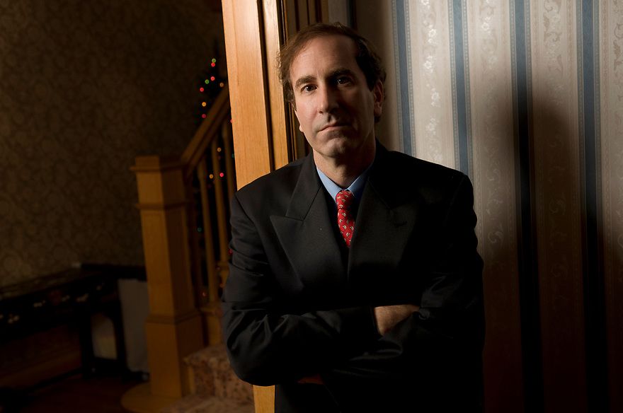 WHITMAN, MA.--December 17, 2008--Harry Markopolos, CFA, CFE, Whistleblower Specialist Chartered Financial Analyst Certified Fraud Examiner. PHOTO BY JODI HILTON FOR THE WALL STREET JOURNAL