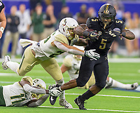 12/27/18  Vanderbilt UniversityHouston, TX - Thursday December 27, 2018: Vanderbilt vs Baylor in the Texas Bowl at NRG Stadium.