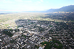 1309-22 0746<br /> <br /> 1309-22 BYU Campus Aerials<br /> <br /> Brigham Young University Campus South looking North, Provo, <br /> <br /> September 6, 2013<br /> <br /> Photo by Jaren Wilkey/BYU<br /> <br /> &copy; BYU PHOTO 2013<br /> All Rights Reserved<br /> photo@byu.edu  (801)422-7322