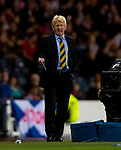 Gordon Strachan during the World Cup Qualifying Group F match at Hampden Park Stadium, Glasgow. Picture date 4th September 2017. Picture credit should read: Craig Watson/Sportimage