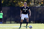 06 November 2016: Notre Dame's Matt Habrowski. The Wake Forest University Demon Deacons hosted the University of Notre Dame Fighting Irish at Spry Stadium in Winston-Salem, North Carolina in a 2016 NCAA Division I Men's Soccer match and an Atlantic Coast Conference Men's Soccer Tournament quarterfinal. Wake Forest won the game 1-0.