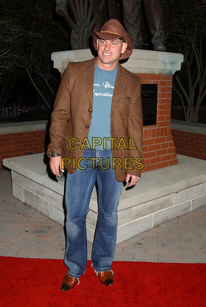 17 October 2005 - Nashville, Tennessee - Keith Anderson. 2005 ASCAP Awards Arrivals held at the Ryman Auditorium. Photo Credit: Laura Farr/AdMedia