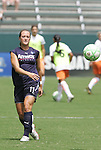 22 August 2009: LA's Brittany Bock. Sky Blue FC defeated the Los Angeles Sol 1-0 at the Home Depot Center in Carson, California in the inaugural WPS Championship game.