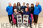 Members of the Kerry Hospice unveil photos in memory of the late Ted Moynihan, a founding member of&nbsp;Kerry Hospice&nbsp;Foundation at the Hospice in UHK on Friday.Seated:  Breda and Simon Moynihan.<br /> Back l to r: Joe Hennebery, Patsy Power, Laura Collins, Marie O&rsquo;Connell, Mary Shanahan, Dr Patricia Sheehan and Michael Fox O&rsquo;Connor&rsquo;.